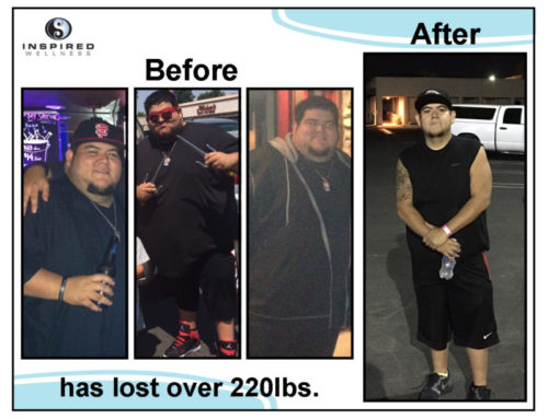 Lost 220 Lbs!