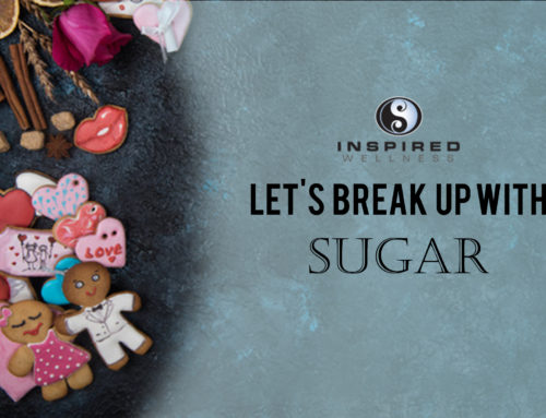 Let's Break Up With Sugar