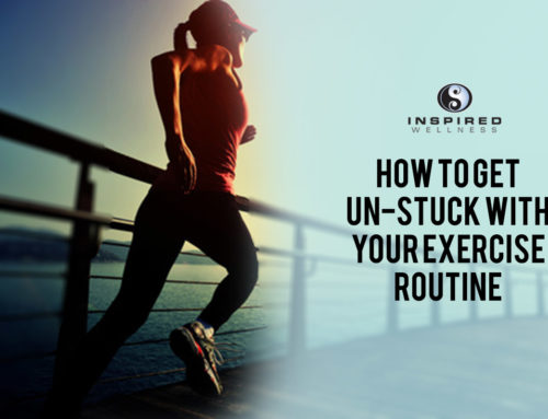 How To Get UN-Stuck With Your Exercise Routine