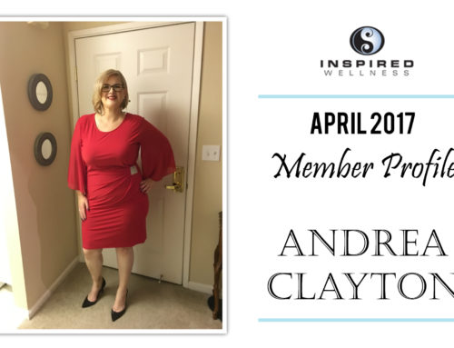 April 2017 Member Profile: Andrea Clayton!