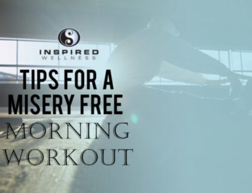 Tips For A Misery Free Morning Workout