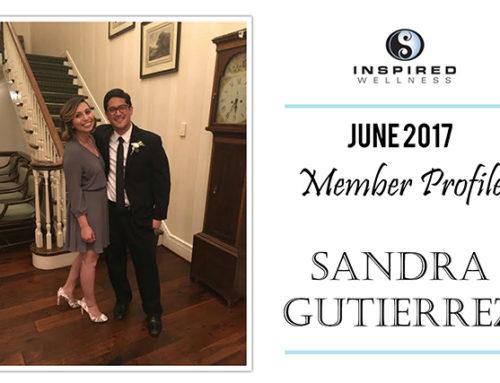 June 2017 Member Profile: Sandra Gutierrez!