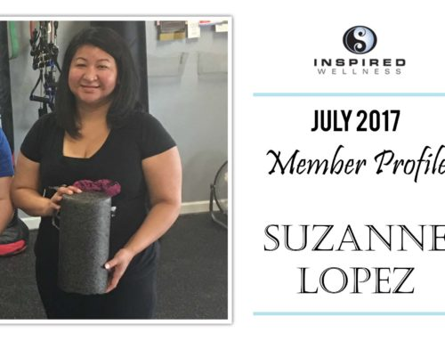 July 2017 Member Profile: Suzanne Lopez!