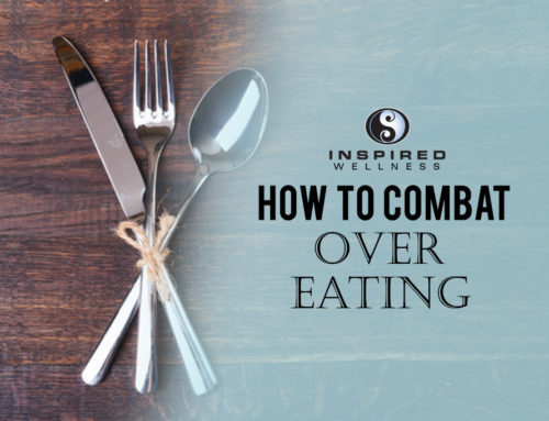 How To Combat Over Eating