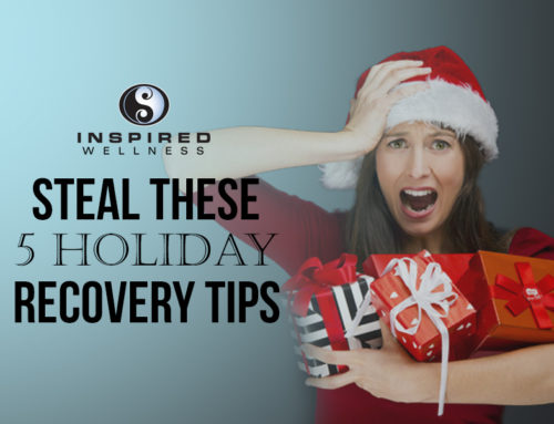 Steal These 5 Holiday Recovery Tips