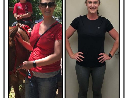 Lost 25lbs and committed to making healthy choices!