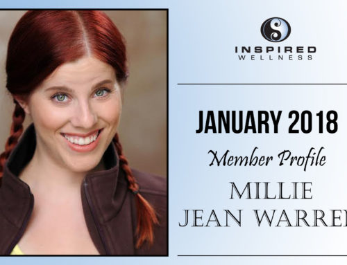 January 2018 Member Profile: Millie Jean Warren!