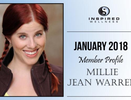January 2018 Member Profile: Millie Jean Warren!