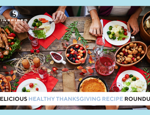 Delicious {Healthy} Thanksgiving Recipe Roundup