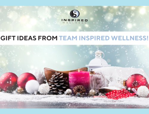 Gift Ideas From Team Inspired Wellness!
